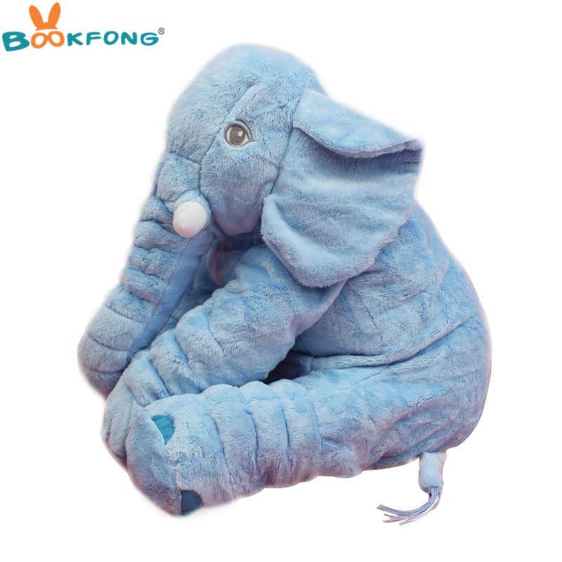 1 PC ตุ๊กตาของเล่นตุ๊กตา Plush เด็ก Sleeping กลับเบาะนุ่มยัดไส้ตุ๊กตาเด็กพร้อมตุ๊กตาของเล่นเด็ก Xmas ของขวัญ 40/60 ซม.