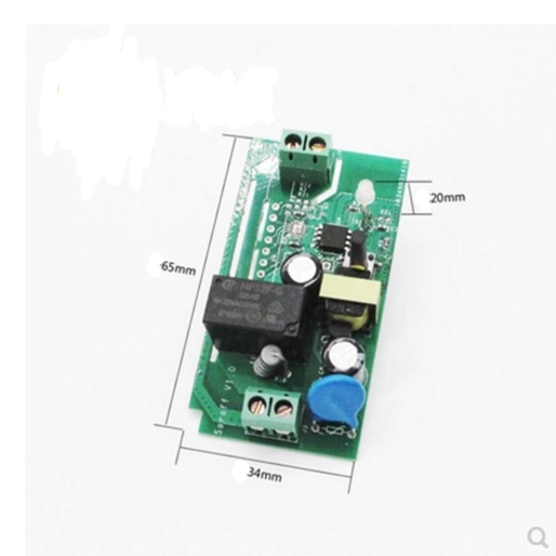 Interruptores e Relés itead autmation sonoff rf 433 Power : 10a/2200w