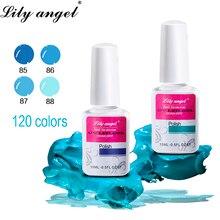 Lily Angel 15ML Gel Nail Polish Soak Off  UV LED Varnish Lacquer Long Lasting Art Pinted DIY 61-90