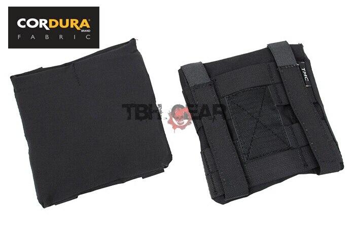 TMC JPC Side Plate Pouch Set Cordura JPC Pouch Black Free shipping SKU12050621