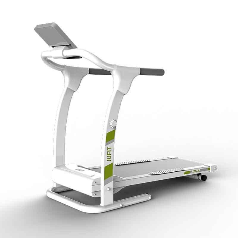 Tapis roulant électrique d'équipement de forme physique de JUFIT exécutant la Machine de marche pour le corps amincissant