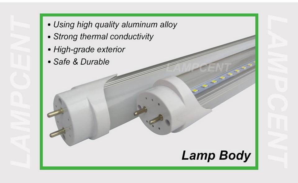 4S-T8-G13-Lamp Body