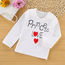 2019  autumn baby boy and girl clothes tshirt cartoon long sleeve t shirt kids clothing t-shirt cotton quality children clothes lace children girl t shirts sequins baby girl clothes cotton kids clothing design long sleeve t shirt cartoon t shirt for girls
