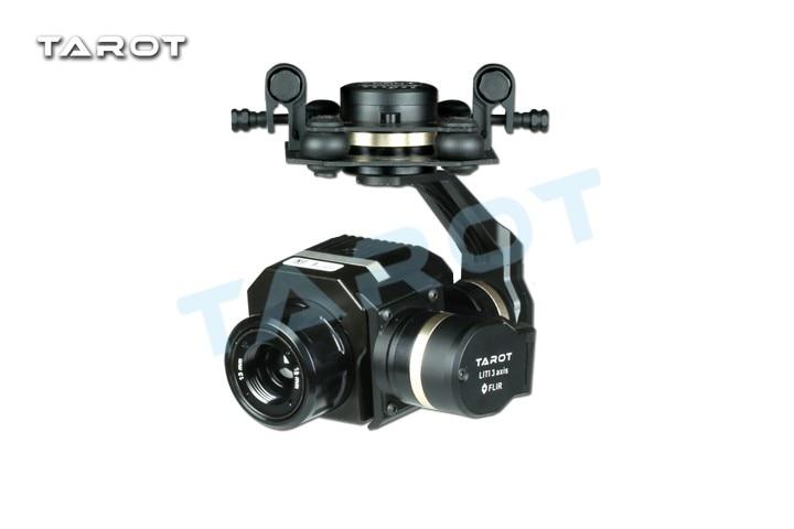 satın flir vue pro - Tarot FLIR VUE PRO 320/640 3-Axis CNC Gimbal TL03FLIR