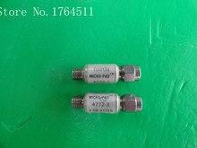 [BELLA] NARDA 4772-3 DC-6GHz Att:3dB P:2W SMA coaxial fixed attenuator  –5PCS/LOT