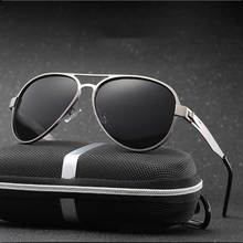 2017 Fashion Sunglasses Men Brand Designer Polarized Sports Male Sun Glasses Eyeglasses Gafas Oculos De Sol Masculino XY8740