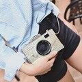 2016 Forma Câmera Mensageiro Sacos de Moda Das Mulheres Bolsas E Bolsas Pequena Cadeia Crossbody Sacos de Bloqueio de Mini Sacos de Ombro Das Mulheres