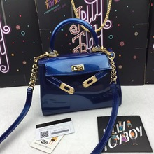 original jellytoyboy bag caylee one shoulder pearl inclined handbag jtb women's handbag