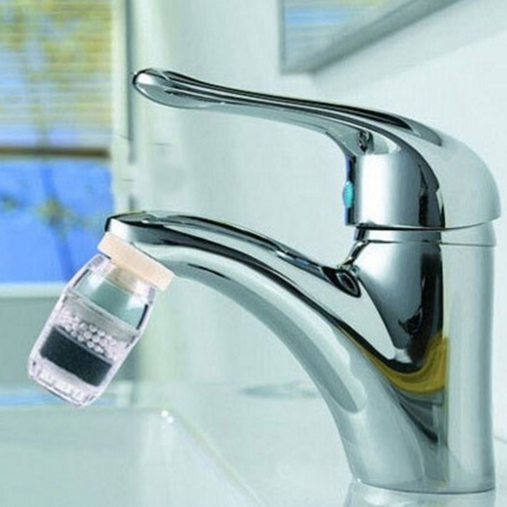 Portable Coconut Carbon Cartridge Faucet Tap Multiple Filters Water Clean Purifier Filter Kitchen Accessories