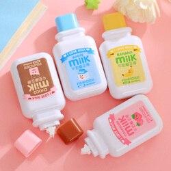 Милый мультфильм Kawaii молочный стиль коррекции ленты для детей подарок, школьные принадлежности материалы корейский Канцелярские Новинка о...