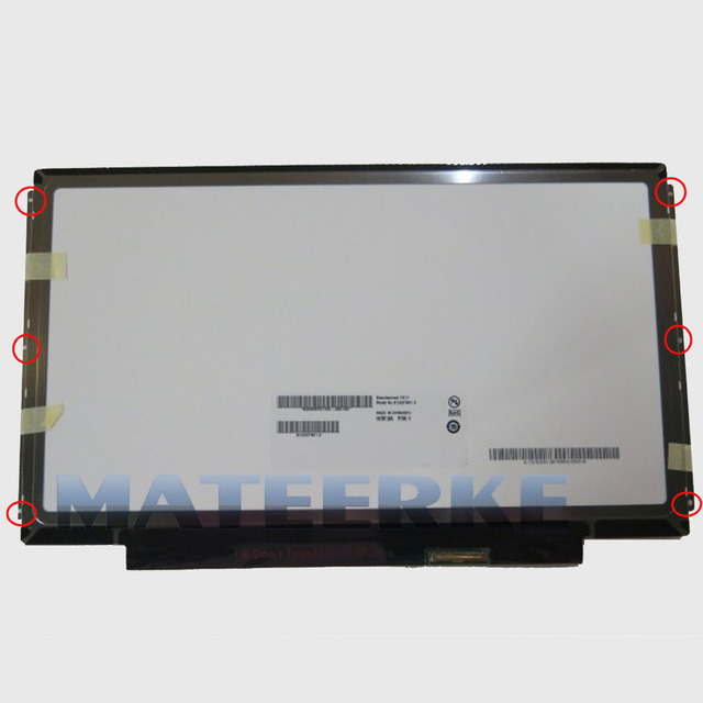 "LTN133AT16-S01/H01/L01 NUEVA 13.3 ""HD LED Pantalla LCD Glossy Panel Reemplazo Pantalla Delgada LTN133AT16-301 LP133WH2 TLGA"