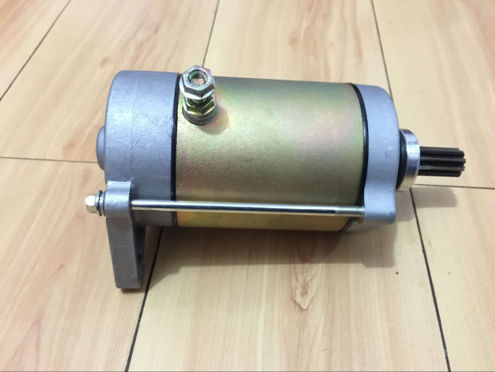 starter motor  for CFMOTO CF800 X8 parts number is 0800-091000 suitable for engine 2v91w 9 teeth radiator cooling system for cfmoto cf250 t5 v5 parts number is 8050 180400