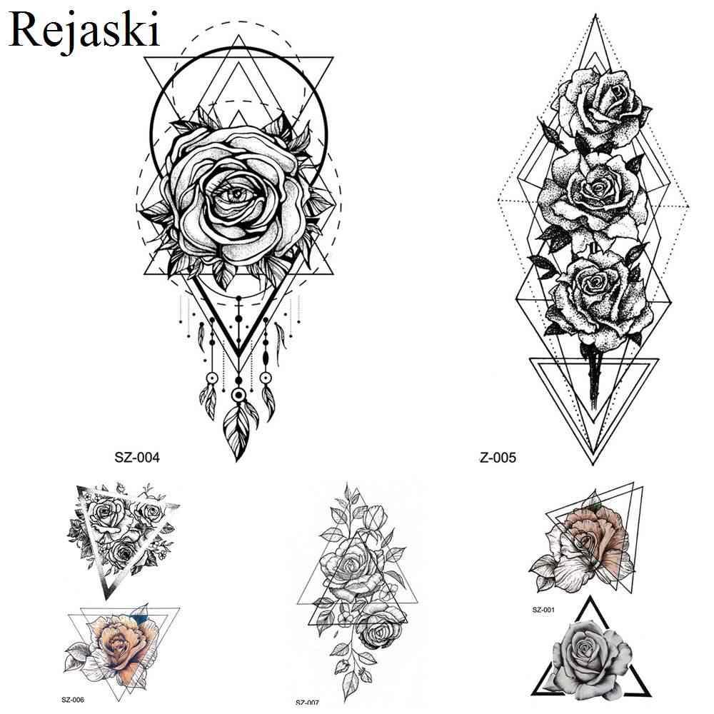 Detail Feedback Questions about Rejaski Women Flirtatious Tattoo ...