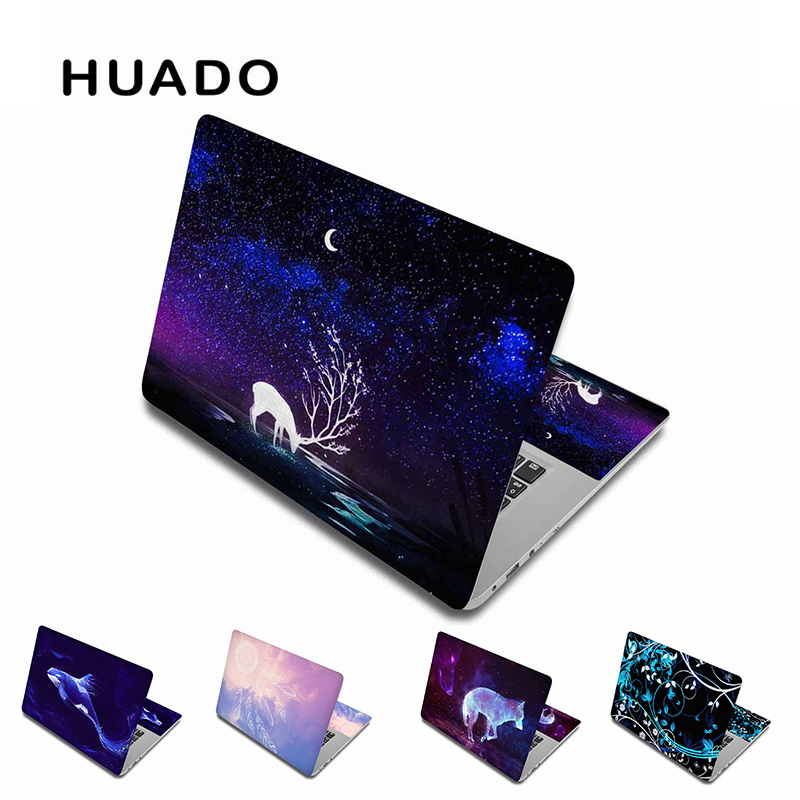 Laptop stickers for 15inch notebook sticker 12″ 14″ 17″ 15.6″ PC skin for xiaomi mi pro 13.3/asus/macbook pro 13/acer/hp/lenovo