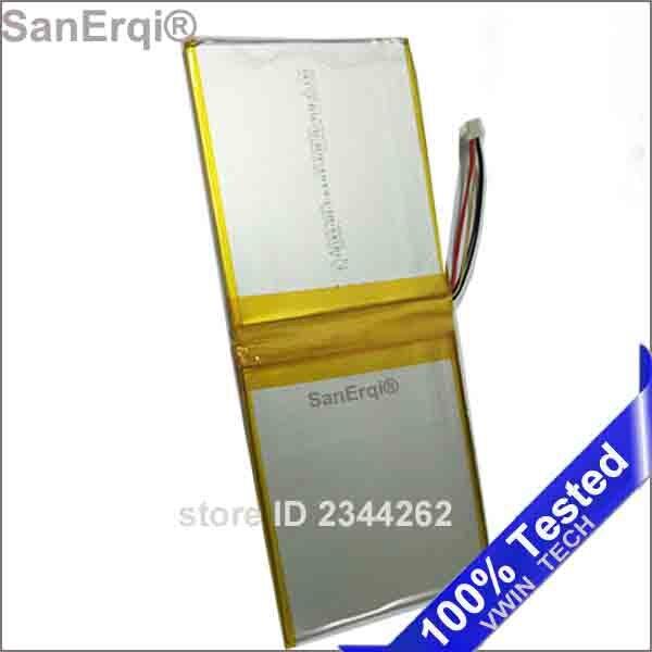 SanErqi Nouvelle Batterie De Remplacement Pour onda V989/9.7 pouces/7000 mAh batterie