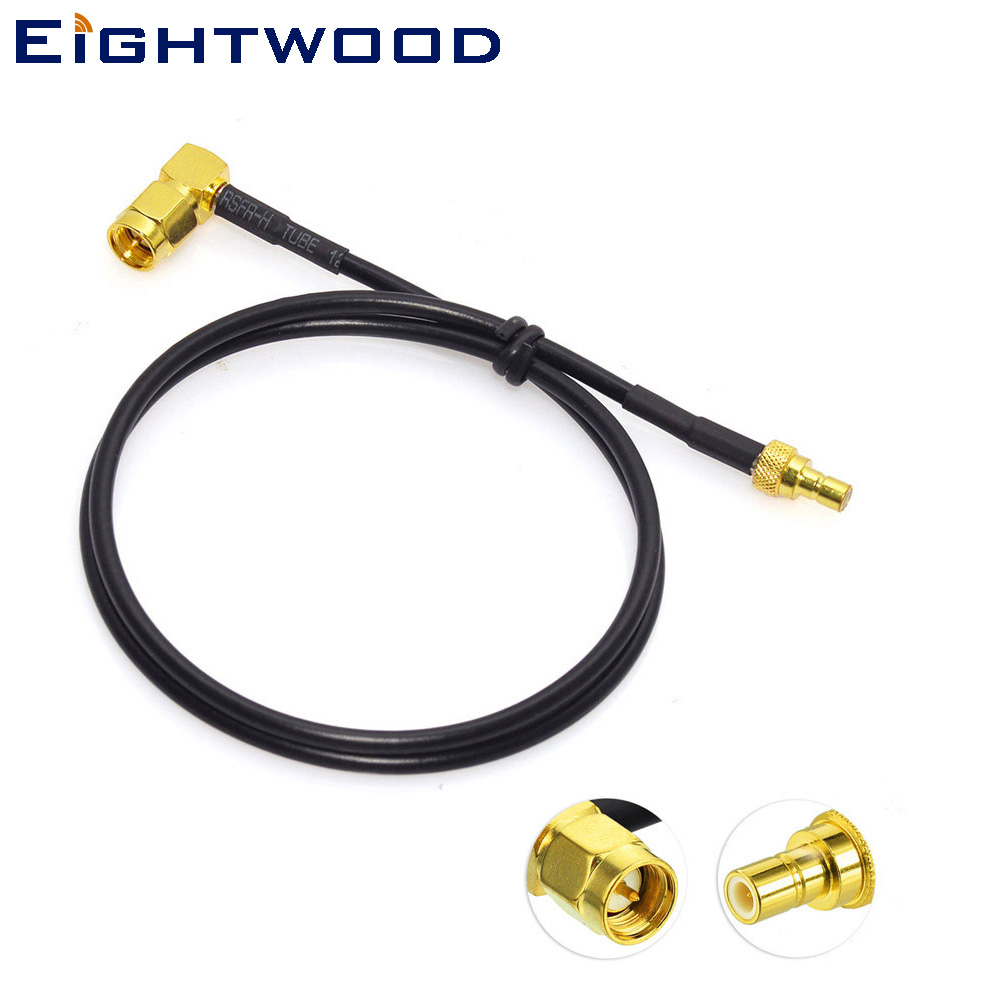 dab dab car radio aerial adapter rg174 extension cable adapter 50cm 1 6ft for philips cem blaupunkt beat technisat pioneer sony [ 1000 x 1000 Pixel ]