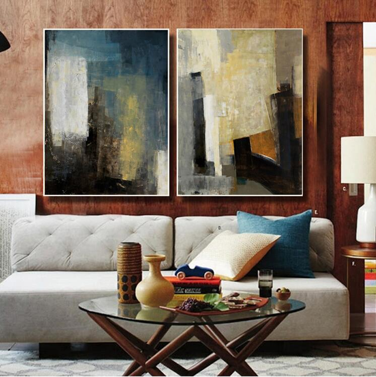 Magnífico Arte Abstracto Enmarcado Festooning - Ideas de Arte ...
