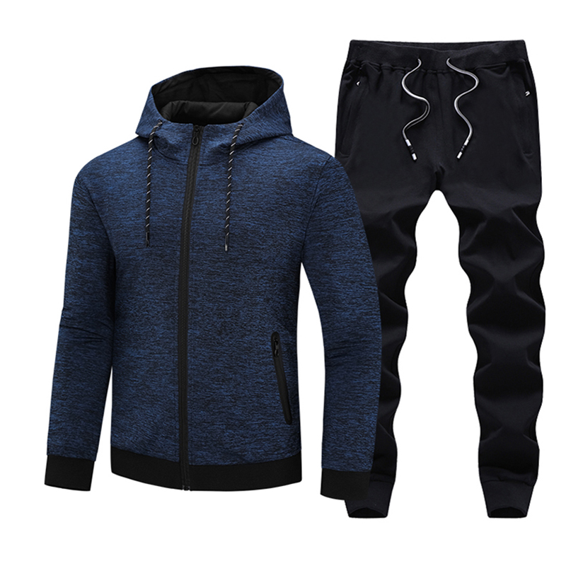 NAD2 2018 Spring ready stock  sports Running Cardigan tracksuit clothing for Man 2 piecesNAD2 2018 Spring ready stock  sports Running Cardigan tracksuit clothing for Man 2 pieces