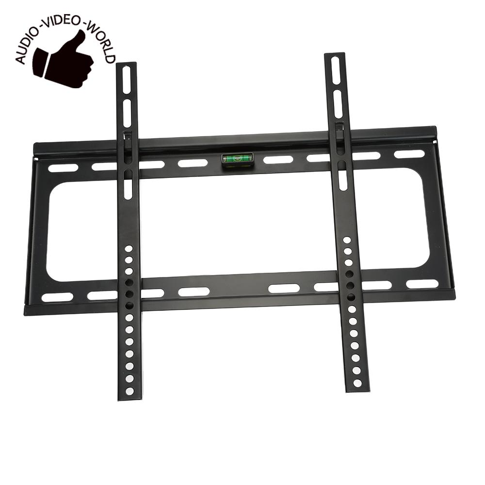 New Hdtv Wall Mount Tv Flat Panel Fixed Mount Flat Screen