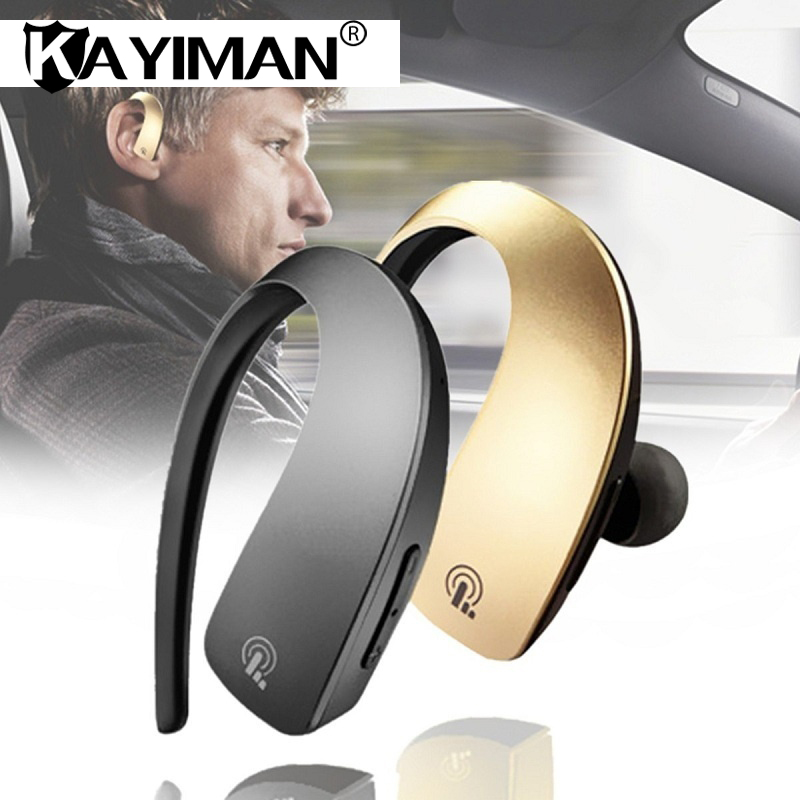 Bluetooth Headsets V8 Wireless Handsfree Earphones Bluetooth 4.1 Stereo Headphones For Samsung Phone XiaoMi Sony KAYIMAN
