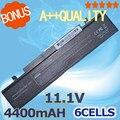 Batería del ordenador portátil para samsung r520 q428 q430 q520 q528 r423 r428 R429 R430 R431 R440 R439 R458 R460 R462 R463 R464 R465 R466