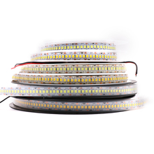 ATALED 240LED/m Led Strip Light Ultra Bright 2835 3528 SMD 1200LED 5m Strip Light String Lamp Non-Waterproof Cool White DC12V