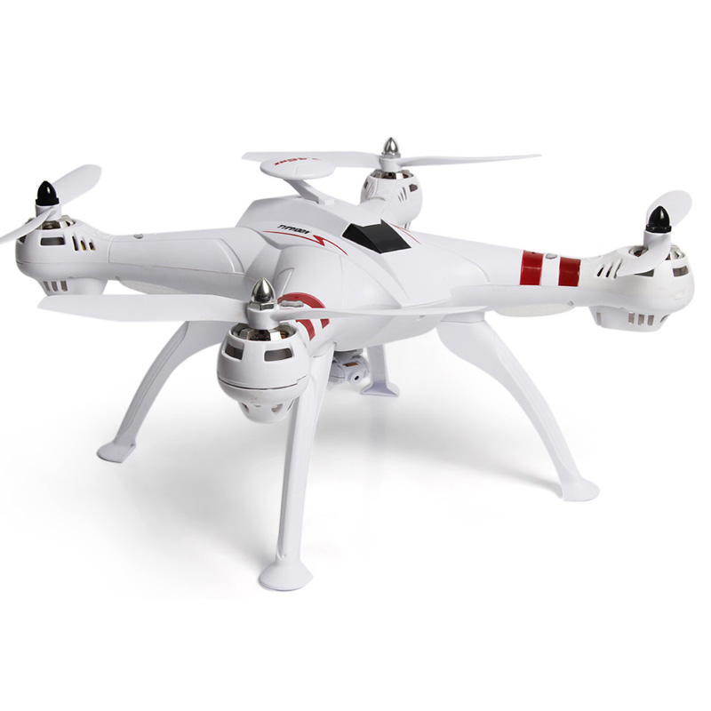 New BAYANGTOYS X16 Brushless Motor 2 4G 4CH 6Axis RC Quadcopter RTF Automatic Return 360 Degree