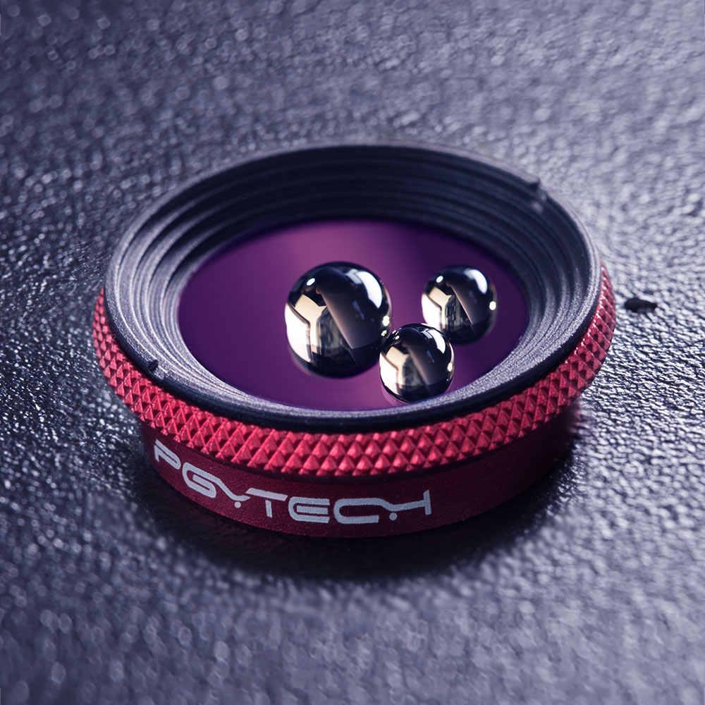 PGYTECH Professional รุ่นเลนส์กรองสำหรับ DJI Mavic Air UV CPL ND4 ND64PL ตัวกรอง Pro สำหรับ DJI Mavic Air Drone กล้องกรอง