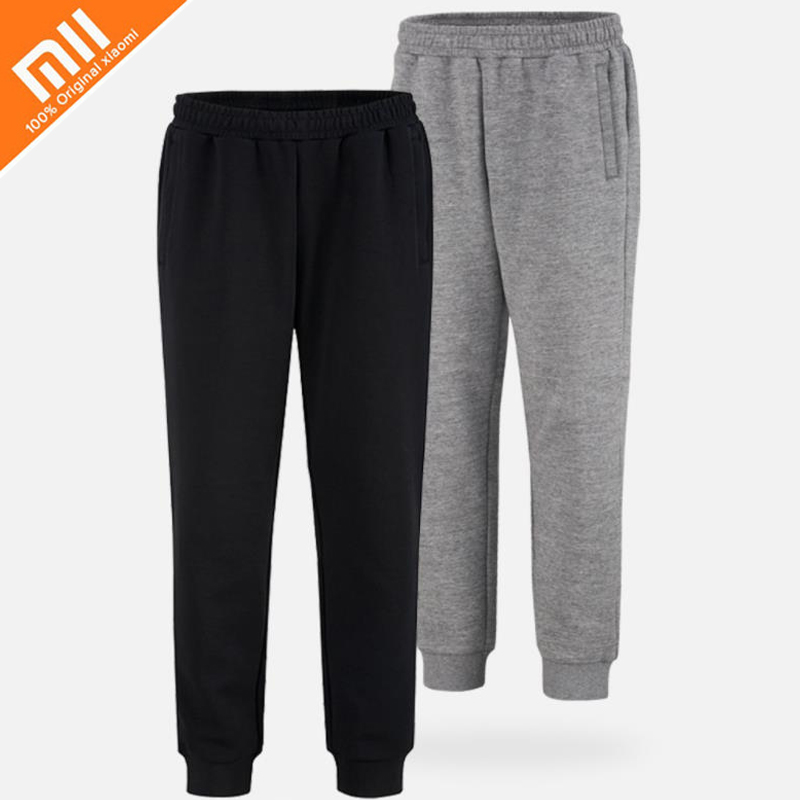 3 colors original xiaomi mijia MITOWNLIFE measuring knit trousers casual comfort knit trousers autumn and winter