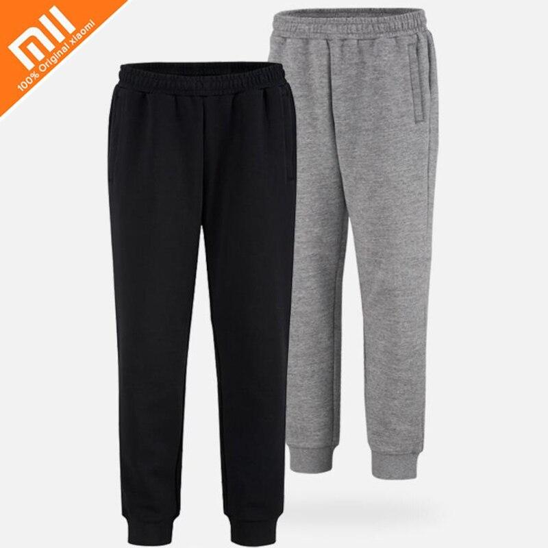 3 цвета оригинальные xiaomi mijia MITOWNLIFE измерительные трикотажные брюки повседневные удобные трикотажные брюки осенне-зимняя одежда