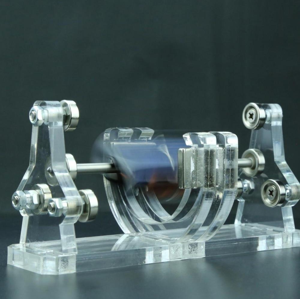 Solar Mendocino Motor Magnetic Suspension Motor Puzzle Educational Toy Gift