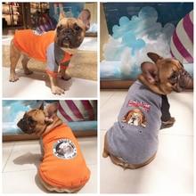 Warm Dog Clothes French Bulldog Pet Clothes