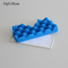 Best Dust HEPA Filter Vacuum Cleaner Replacement Accessories Element Cotton Household Fit For Samsung DJ97-01040C S65 skymen 1pc vacuum cleaner hepa filter replacement parts for samsung dj97 00492a sc6520 sc6530 sc6532 sc6540 sc6550 sc6560 sc6562