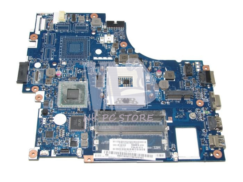 MBRT302001 MB.RT302.001 For Acer aspire 4830 4830TG Laptop Motherboard P4LJ0 LA-7231P HM65 DDR3 laptop motherboard fit for acer aspire 5551 5551g mbptq02001 mb ptq02 001 new75 la 5912p ddr3 mainboard