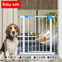 82 90cm width 100cm high Stair barrier child safety gate wood barrier kinchen fence gate