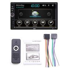 Car Multimedia MP5 Player Entertainment Video Audio Stereo Radio HD Touch Screen Digital Display Bluetooth Autoradio USB FM