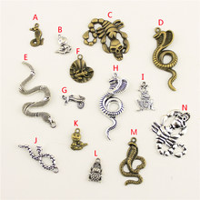 1 Piece Wholesale Bulk DIY Jewelry Accessories Frog Hand Made Charms Charm Women Backless Dress HK053(China)