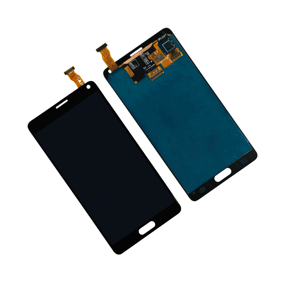 AMOLED <font><b>LCD</b></font> For <font><b>Samsung</b></font> Galaxy <font><b>Note</b></font> <font><b>4</b></font> N910A N910V N910 <font><b>LCD</b></font> <font><b>Display</b></font> <font><b>Touch</b></font> <font><b>Screen</b></font> <font><b>Digitizer</b></font> Assembly Repair Parts image