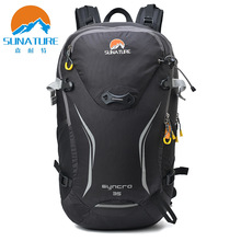 Sunature Outdoor professional climbing backpack leisure travel bag Mountain  climbing bag waterproof shoulder travel bag 35L f4f9c10c40