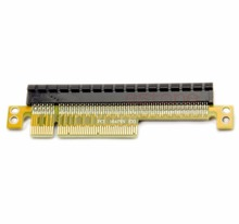 1PC PCI Express Riser Card x8 to x16 Left Slot Adapter For 1U Servers – L059 New hot