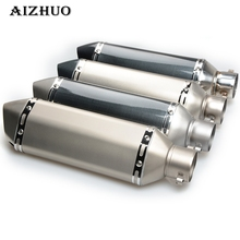 Motorcycle Exhaust pipe Muffler Escape db killer for Honda CB600F CB 600 F cb600f Hornet CBR600F CBF600/SA CBF