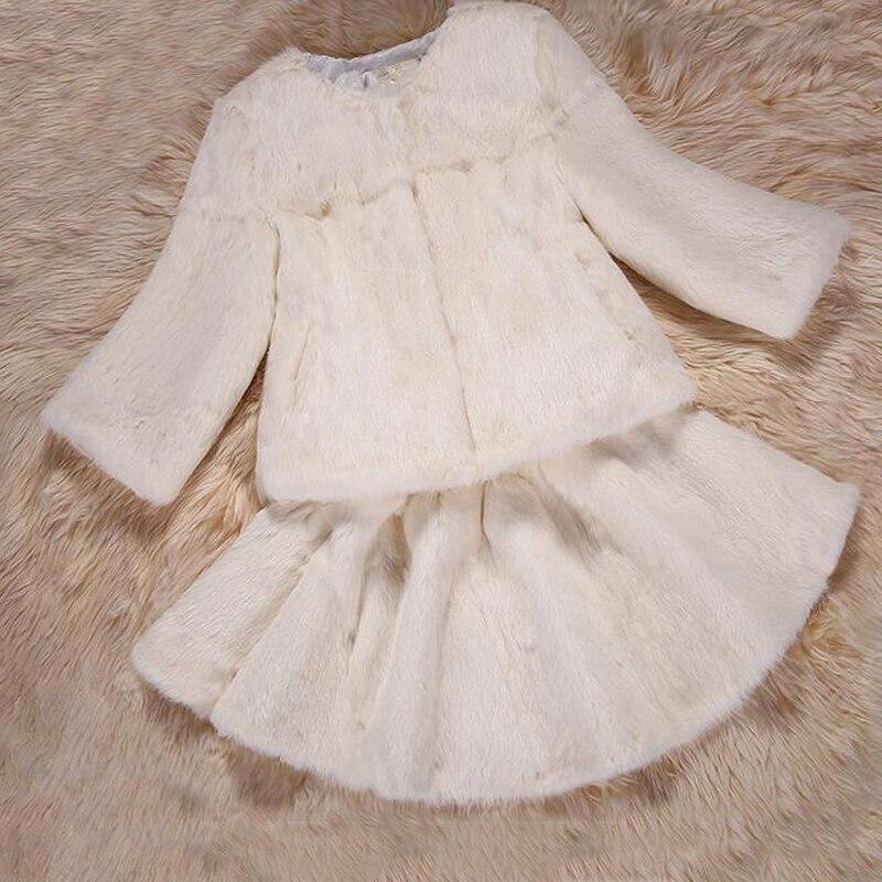 Black Naturel Toute La Manteau Femmes De Ksr32 Pelt beige Lapin Costume Fourrure Mode grey Réel Jupe 100 Véritable Peau purple red Wholeslae Pleine yfvqyUg