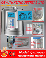 FreeShip 5Plate Titanium ionizer/alkaline water/kangen(JapanTechTaiwan factry)built in NSF filter+3stage prefilter+2extra filter