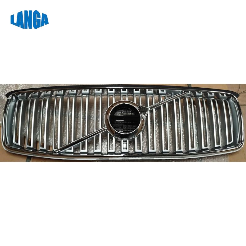 Genuine Quality Front Grille Assembly without camara hole for Volvo XC90 2017