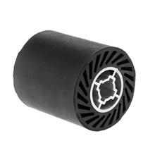 DRELD 1 шт. 90*100*19 мм Резиновый полировальный шлифовальный станок аксессуар твердый каучук Контактное Колесо Ремень шлифовальный станок часть