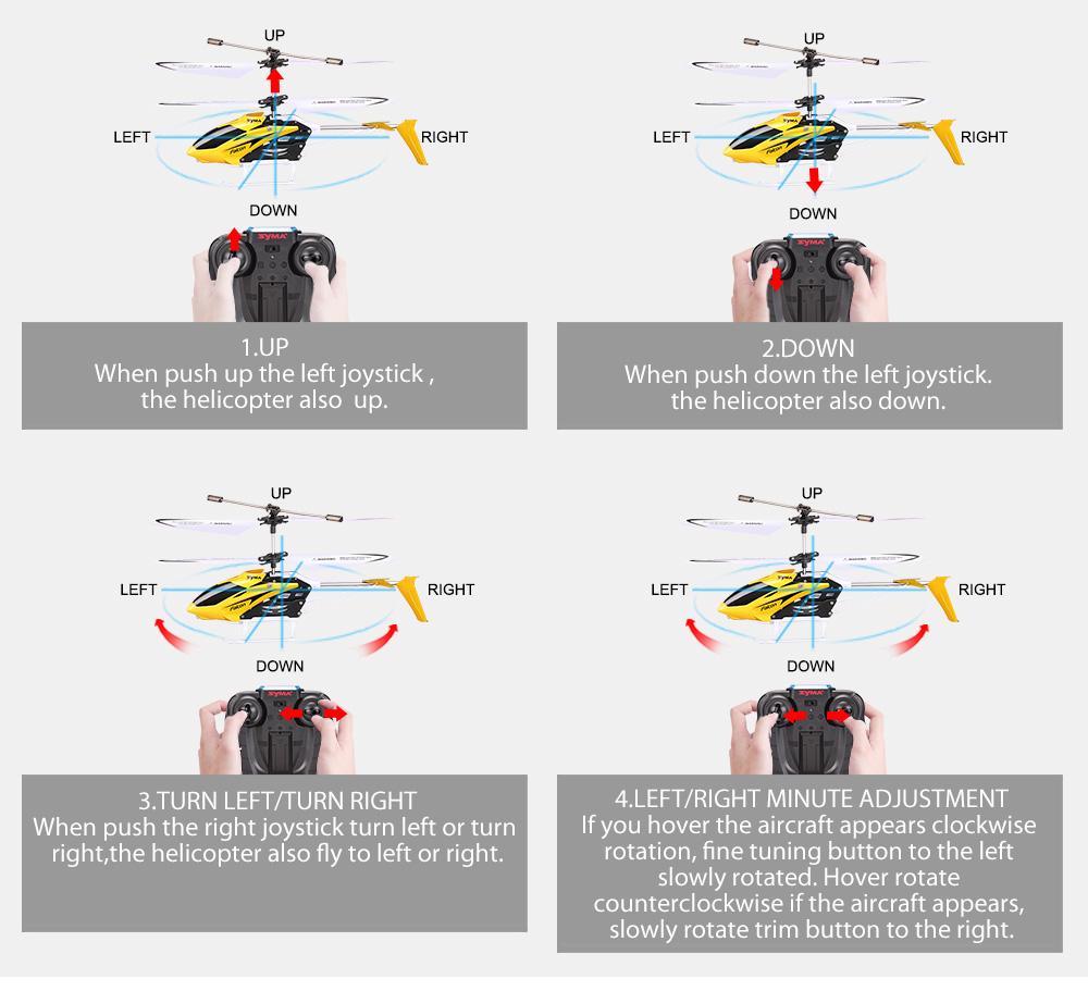 RC Drone Tahan Bebas 8