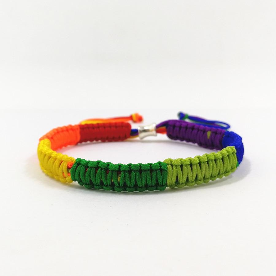 Regalos de San Valentín Gussy Life 7 colores joyas Rainbow Flag - Bisutería - foto 1