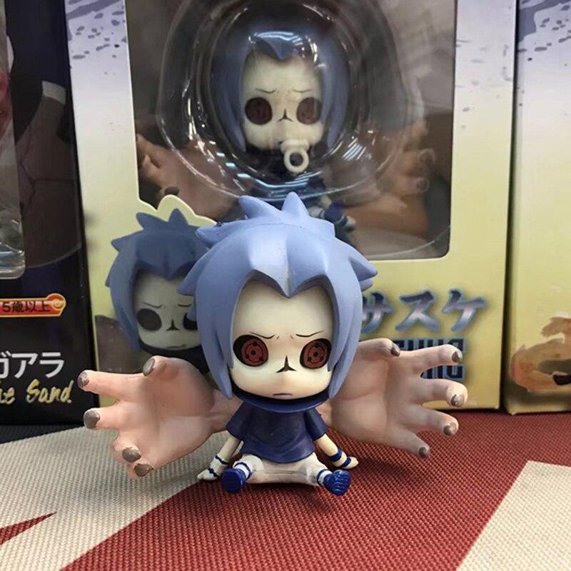 Figuras de Ação e Toy versão bonito naruto sasuke gaara Grau de Completude : Produtos Acabados