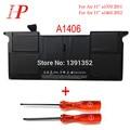 Оригинальный Новый Qaulity A1406 Аккумулятор Для Macbook Air 11 ''A1370 A1465 Батареи 2011 2012 7.3 В 38.75Wh 5100 мАч
