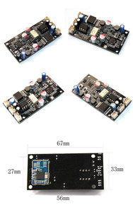 Image 5 - APTX HD CSR8675 Adattatore Wireless Bluetooth 5.0 Scheda Ricevente ES9018 I2S DAC Scheda di Decodifica Audio 24Bit/96Khz LDAC con Antenna